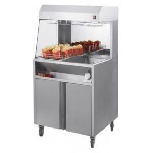 Chauffe frites 700 électrique