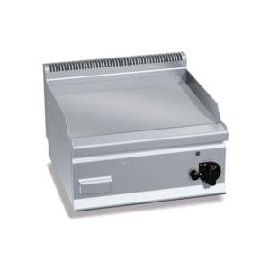 Plaque de cuisson gaz 596 x 430 mm lisse