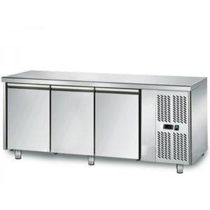 Table congélateur 700 / 3 portes