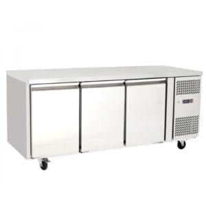Table réfrigérée 600 / 3 portes