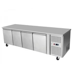 Table réfrigérée 600 / 4 portes