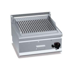 Grill pierre de lave gaz (8kW) / à poser
