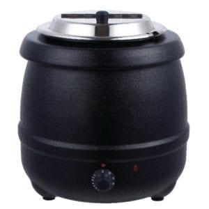 Marmite à soupe 10L (noire)
