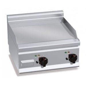 Plaque de cuisson électrique 596 x 430 mm lisse
