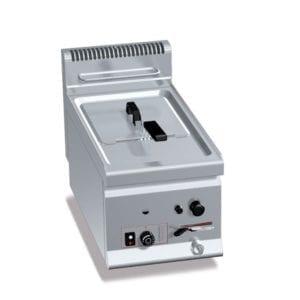 Friteuse gaz 8 litres (6.6kW) à poser