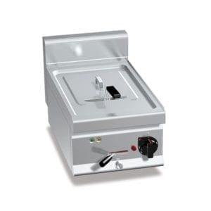 Friteuse électrique 10 litres (9kW) à poser